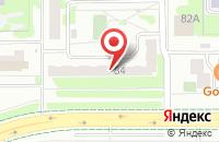 Схема проезда до компании Ваша защита в Абинске