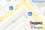 Схема проезда до компании St-Com в Челябинске