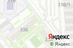 Схема проезда до компании Стоматологическая поликлиника №33 в Челябинске