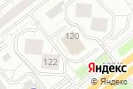 Схема проезда до компании Звездопад желаний в Челябинске