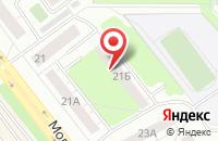 Схема проезда до компании Motivator в Челябинске