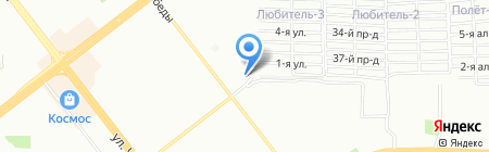 Antelia на карте Челябинска