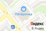 Схема проезда до компании Евроокно в Челябинске
