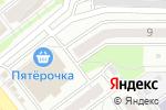 Схема проезда до компании DokumentPROFF в Челябинске
