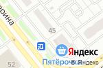Схема проезда до компании Транс Экспо в Челябинске
