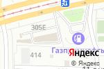 Схема проезда до компании Авто-Блик в Челябинске