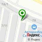 Местоположение компании АБВ-сервис
