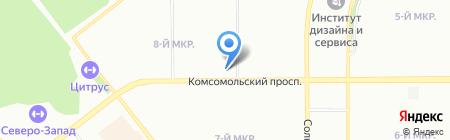 Свой мастер на карте Челябинска