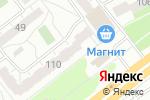 Схема проезда до компании Компания в Челябинске