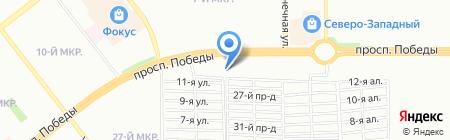 Росреестр Управление Федеральной службы государственной регистрации на карте Челябинска