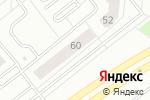 Схема проезда до компании Магсити в Челябинске