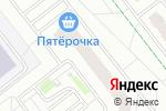 Схема проезда до компании АКАДЕМ Riverside в Челябинске