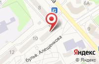 Схема проезда до компании МАГАЗИН ФЛОРА в Заречном