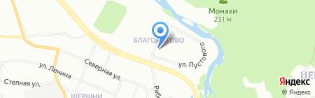 ЧЗБО на карте Челябинска