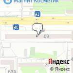 Магазин салютов Челябинск- расположение пункта самовывоза