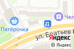 Схема проезда до компании Banket Service в Челябинске