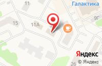 Схема проезда до компании МАКСТРОЙ в Заречном