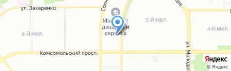 Грундфос на карте Челябинска