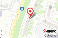 Схема проезда до компании Студия Фьюжен в Челябинске