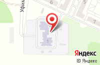 Схема проезда до компании Детский сад №18 в Казанцево