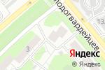 Схема проезда до компании Урало-Сибирская пожарно-техническая компания в Челябинске