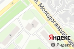 Схема проезда до компании Харизма в Челябинске