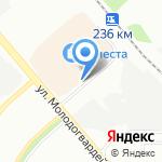 Уралметлайн на карте Челябинска