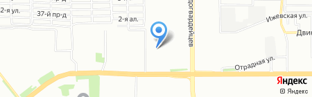 Универ-аудит на карте Челябинска