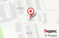 Схема проезда до компании Объединение Механических Заводов Урал в Челябинске