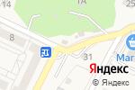Схема проезда до компании Первый вкус в Казанцево