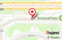 Схема проезда до компании Энергопром в Челябинске