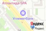 Схема проезда до компании Банкомат, Углеметбанк в Челябинске
