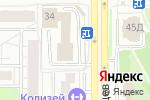 Схема проезда до компании Гурме в Челябинске