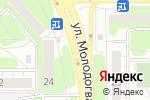 Схема проезда до компании Киоск по продаже цветов в Челябинске