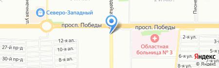 У Михалыча на карте Челябинска