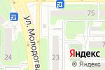 Схема проезда до компании Авис в Челябинске