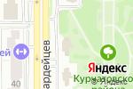 Схема проезда до компании Праздник-Пряник в Челябинске