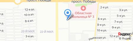 Современная Стоматология на карте Челябинска