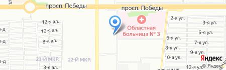 АвтоСнабЗапчасть на карте Челябинска