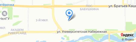 ЦППМСП центр психолого-педагогической на карте Челябинска