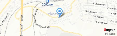 Визит на карте Челябинска