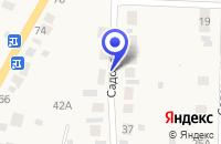 Схема проезда до компании ОТДЕЛЕНИЕ ПОЧТОВОЙ СВЯЗИ ТУКТУБАЕВО в Долгодеревенском