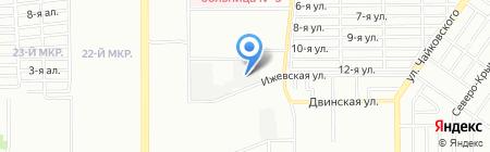 ФАЭТОН на карте Челябинска