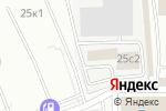 Схема проезда до компании ДЕЛЬТАГРУЗ в Челябинске