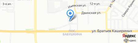 Профессиональное Похоронное Объединение на карте Челябинска