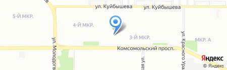 Партнер на карте Челябинска