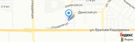 Респект на карте Челябинска