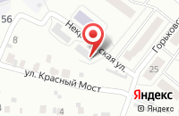 Схема проезда до компании Урал - Ско в Челябинске