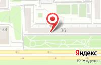 Схема проезда до компании Сантал в Челябинске