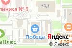 Схема проезда до компании ЭкоПро в Челябинске
